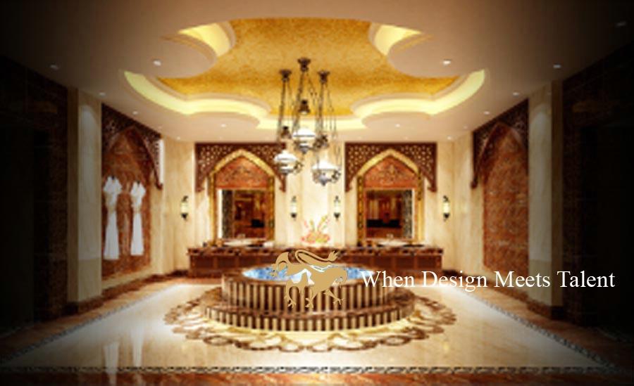 Classy Interior Design Beauty Center Spa