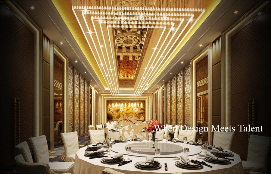Classy interior design wedding hall event weddings for Interior design events